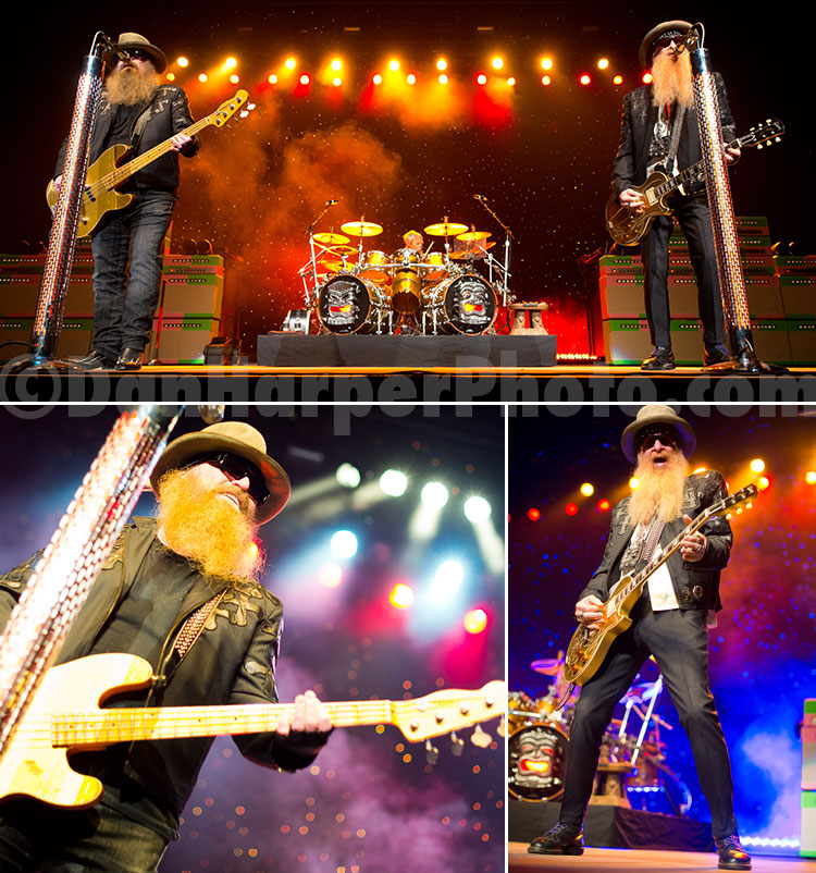 ZZ Top @ the MTS Centre