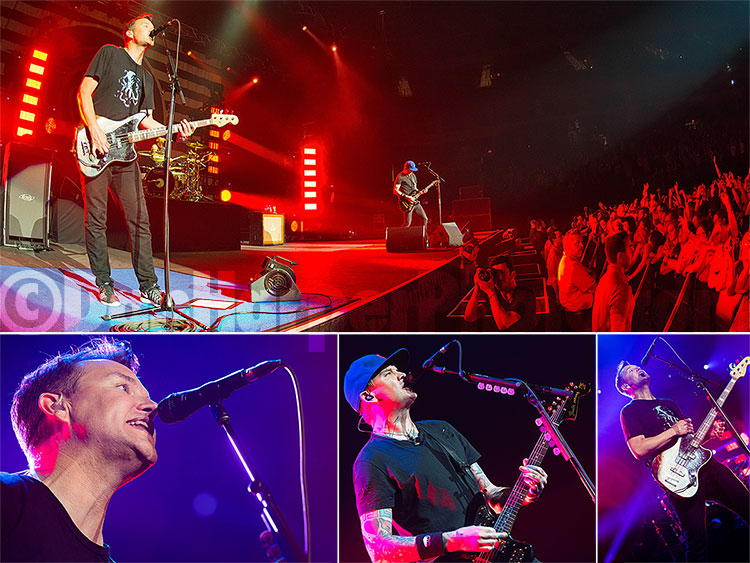 Blink 182 Winnipeg @ The MTS Centre