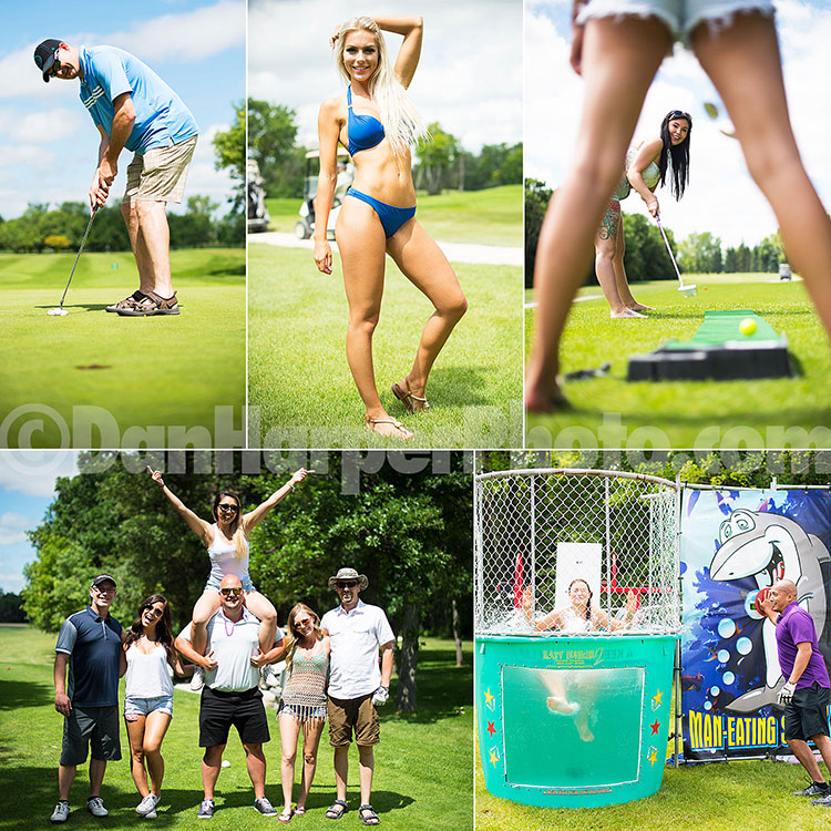 Hooters Golf Tournament Winnipeg 2016