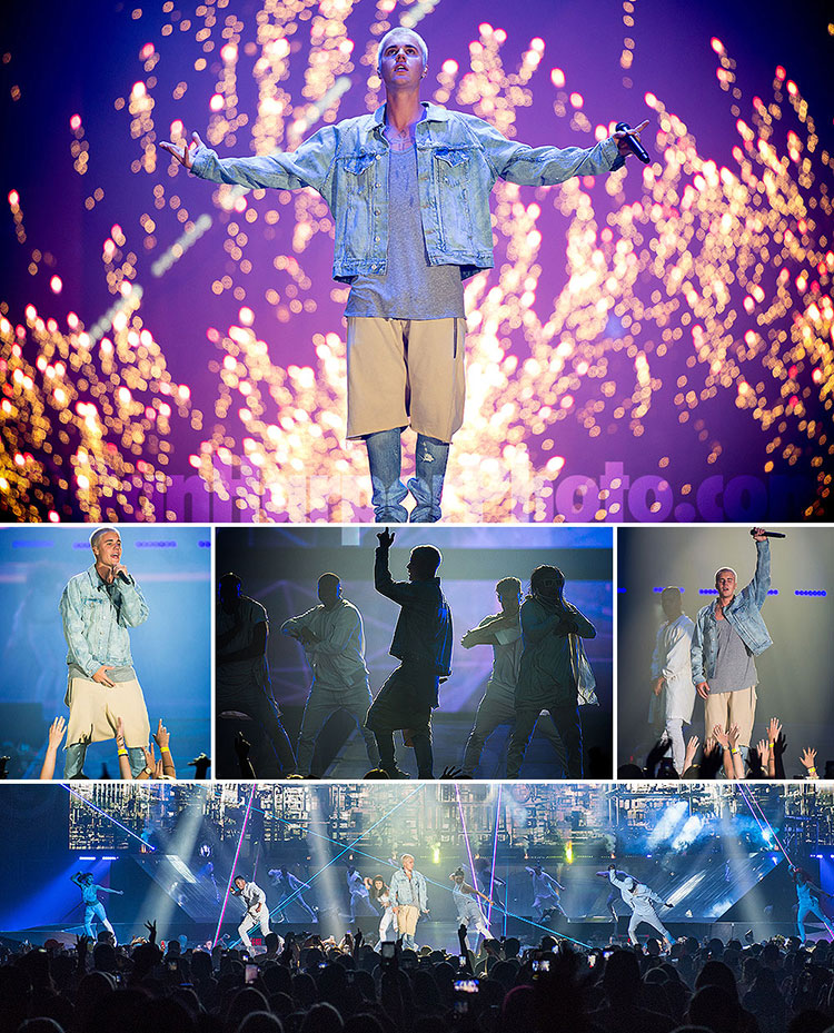 Justin Bieber Winnipeg @ The MTS Centre