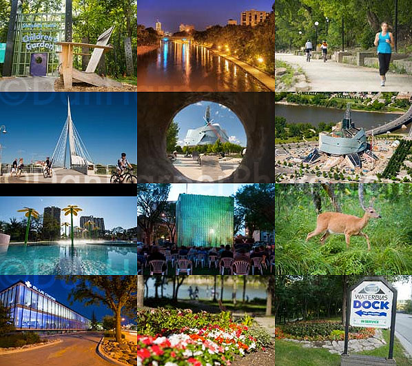 lots of new Winnipeg stock photography