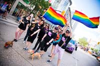 Pride Parade Winnipeg 2017